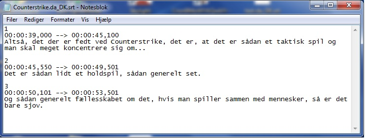 Set i notesblok
